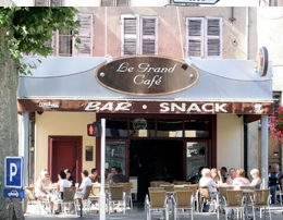 commercants de brioude Grand Café